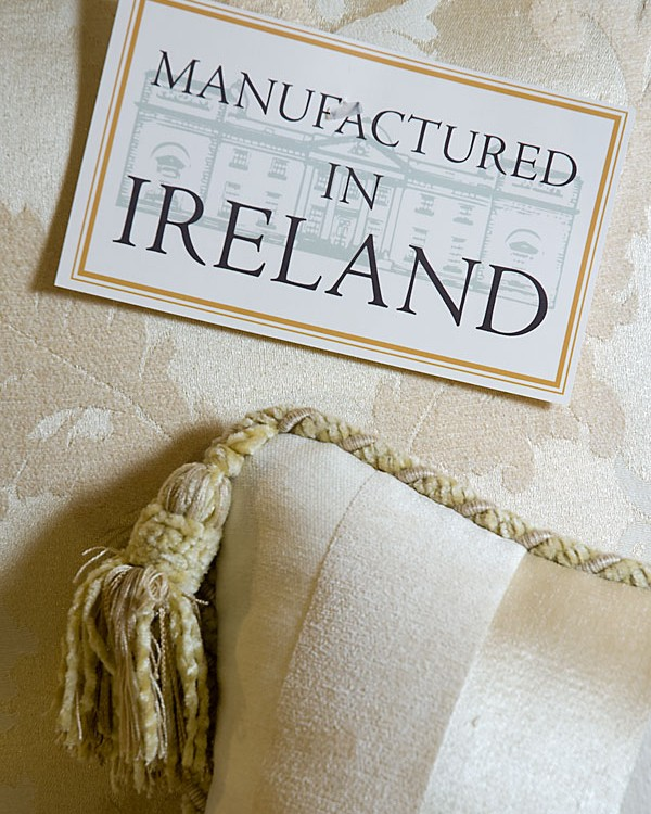 Manufactured in Ireland