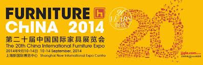 shanghai furn fair logo